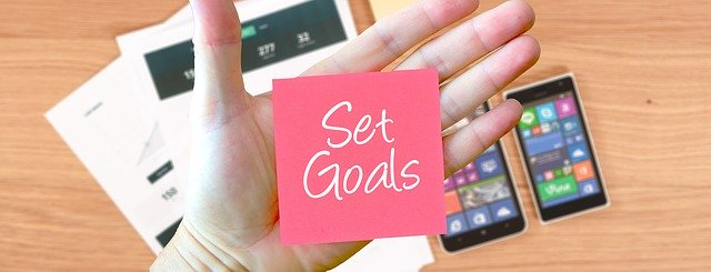 Make Plans:Set goals