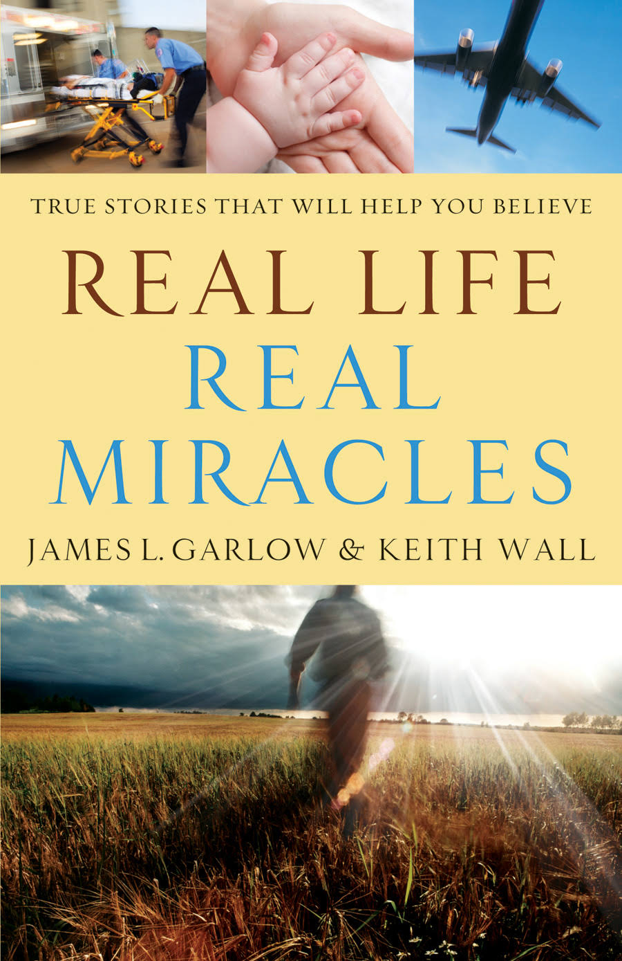 Book review 9: Real Life, Real Miracles.