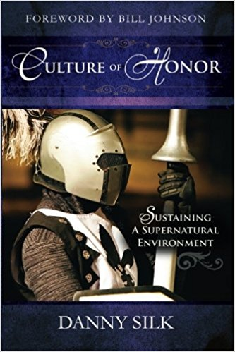 Book Review 7 : Culture of Honor