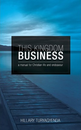 Book review 3 :This Kingdom Business