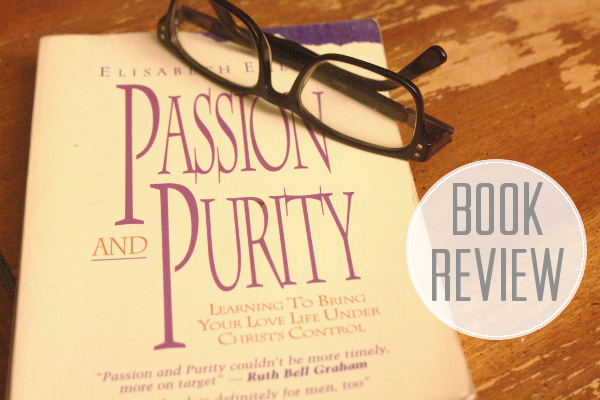 Book Review 4 :Passion and Purity