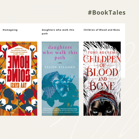 Book Tales: August Edition