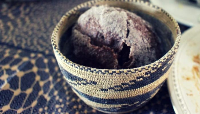 My Ugandan Story: Millet Bread