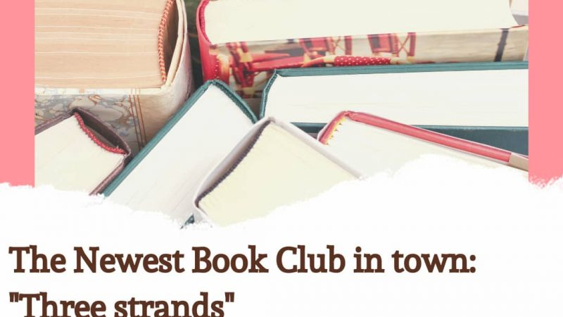 A NEW BOOK CLUB IN TOWN