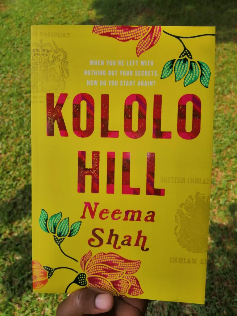 MAY BOOK TALES: KOLOLO HILL BY NEEMA SHAH