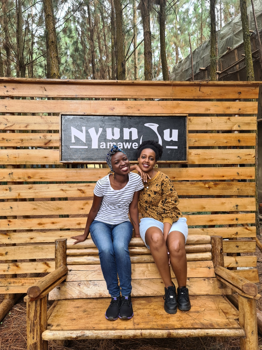 Staycation: Nyungu Yamawe Forest Park