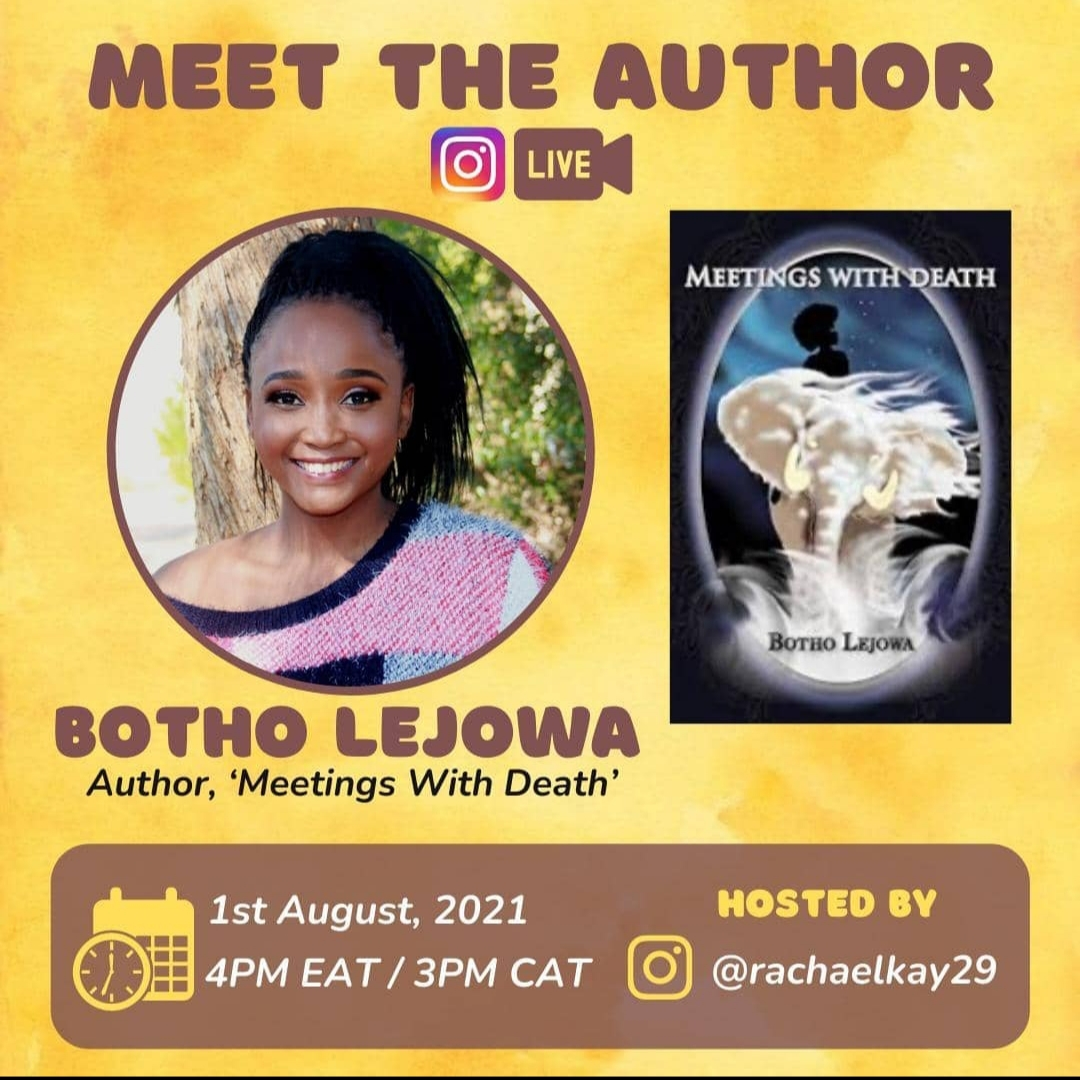 Meet Your Author Series
